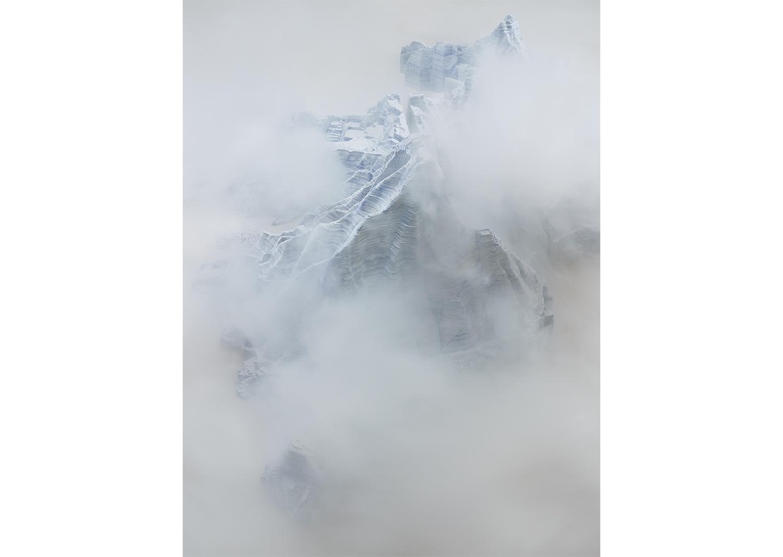 임선이, 극점 2-4,  라이트젯 c프린터, 150x112cm, 2014@Im Sun-iy, Towards the Ultimate 2-4, lightjet c-print, 150x112cm, 2014