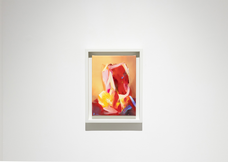 하지훈_scandola #2_Acrylic, oil on canvas_33x24cm_2020@Jihoon Ha_scandola #2_Acrylic, oil on canvas_33x24cm_2020