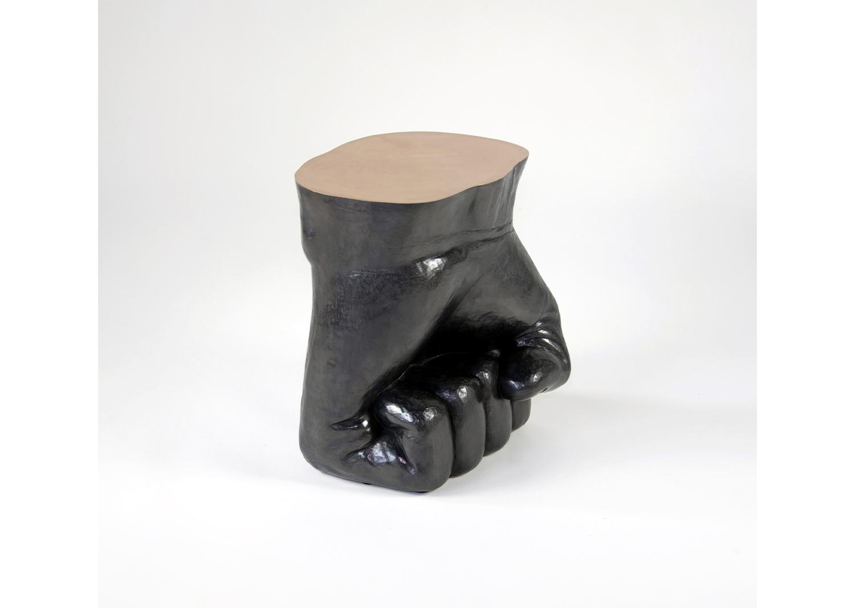 WOLFS + JUNG ,SILENCE, cast bronze (lost wax technique),39Wx68Dx77Hcm, 2016@WOLFS + JUNG ,SILENCE, cast bronze (lost wax technique),39Wx68Dx77Hcm, 2016