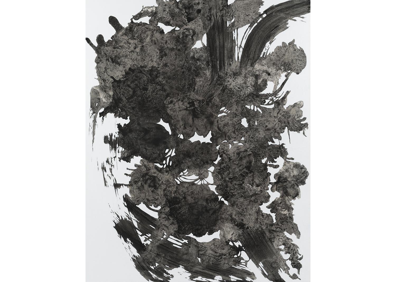 유정현, 도시식물-1705, acrylic on canvas, 100 x 80cm, 2017@Yoo Jung-hyun, Urban Plant-1705, acrylic on canvas, 100x80cm, 2017
