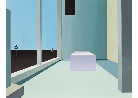 김형무, landscape-no where, acrylic on canvas, 117×91cm, 2012@Kim, Hyoungmoo, landscape-no where, acrylic on canvas, 117×91cm, 2012